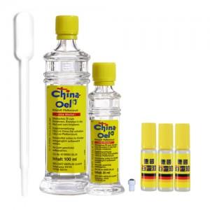 德國百靈油100ml*1+25ml*1+滾珠空瓶*3+分裝吸管 本檔價2,688元