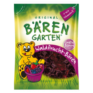 索丹小熊軟糖-森林莓果口味 買一送一 (效期:2020.09)