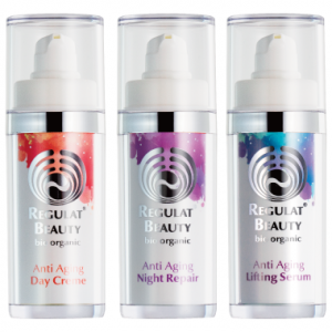 Beauty 全日保濕組-玻尿酸精華液+防護日霜+修復晚霜