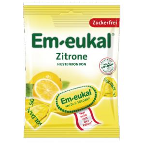 德國索丹潤喉糖 (無糖)檸檬糖