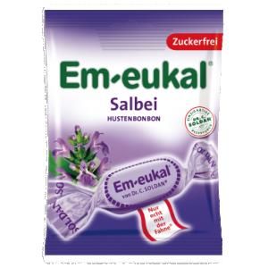 德國索丹潤喉糖 (無糖)鼠尾草糖