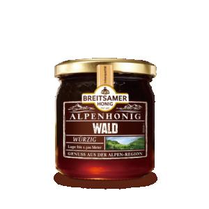 NEW-布蘿夏 阿爾卑斯山森林蜜