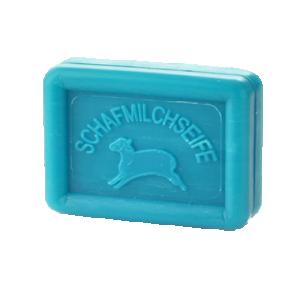 奧薇絲 羊奶皂-湛藍海鹽 90g
