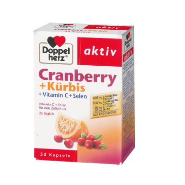 多寶蔓越莓+南瓜子膠囊