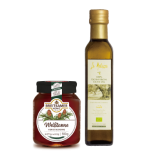 布蘿夏-銀杉蜜+穆樂橄欖油